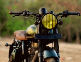 Caleb Custom Royal Enfield 350