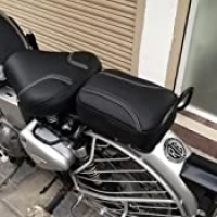 Generic Artificial Lather Seat Cover for Royal Enfield