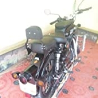 Harley Style Backrest Support