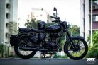 Laid Back Royal Enfield Modified