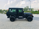 Modified Thar With Sun Roof