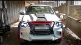 Old Modified Fortuner