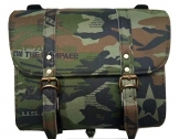 Seats Army Saddle Bag