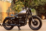 Throttle Custom Bullet 350 Classic